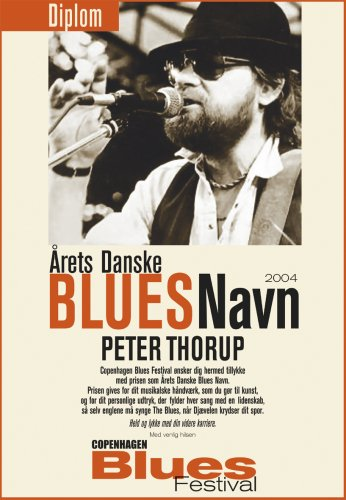 Blues Musician of the Year 2004