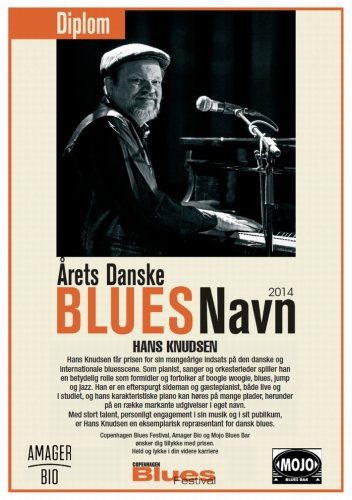 Danish Blues Musician of the Year 2014