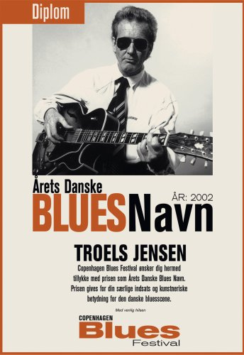 Blues Musician of the Year 2002
